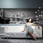 Painel Fotográfico Brooklyn Bridge